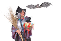 Trick or treat, halloween Stock Image