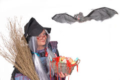 Trick or treat, halloween Stock Photography