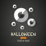 Trick or Treat Halloween Royalty Free Stock Images