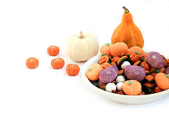 Trick or Treat - Halloween Candy Stock Images