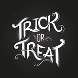 Trick Or Treat? Stock Photos