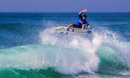 Tricks surf stock image