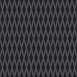 Tricky pattern of narrow interwoven lines. Monotone seamless vector background. Dark wallpaper on the theme of equipment and technologies. May be used in web Royalty Free Illustration