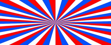 Tricolor. Abstract background with the color of the flag of Russia. royalty free illustration