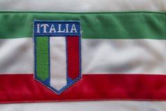 Tricolor italiano Fotos de archivo