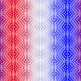 Tricolor pattern Royalty Free Stock Photo