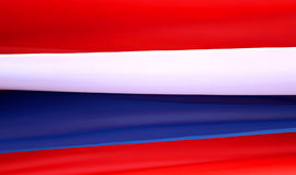 Tricolor Russian flag Royalty Free Stock Photography
