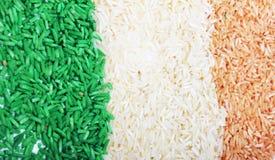 米tricolors 库存图片