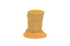 Tricoloured couscous Royalty Free Stock Photo