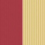 Tricotado manualmente Foto de Stock