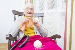 Tricotage pour la famille Photos libres de droits