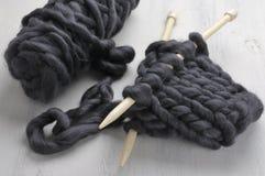 Tricotage volumineux superbe photo libre de droits