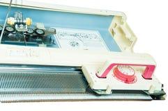 Tricoteuse électrique Photographie stock libre de droits