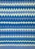Tricottare modello per il maglione Immagine Stock