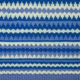 Tricottare modello per il maglione Fotografia Stock Libera da Diritti