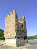 Tricule bridge fortress Stock Images