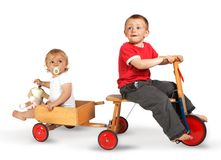 Free Tricycle Stock Photos - 2473733