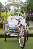 Tricycle Images stock