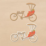 Tricycle Royalty Free Stock Photo