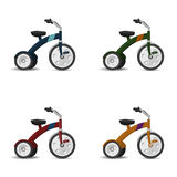tricycle Royalty-vrije Stock Fotografie