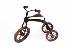 Tricycle modèle Photos stock