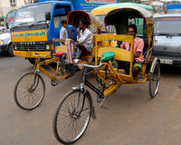 Tricycle Stock Images
