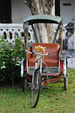 Tricycle in Thailand Royalty Free Stock Photography