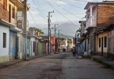Trididad Cuba as Caraíbas Imagem de Stock Royalty Free