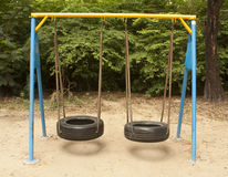 Trie Swing Royalty Free Stock Photos