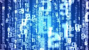 Trieb der Matrix Background