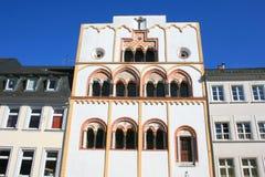 Trier à la maison d'épiphanie Photo stock