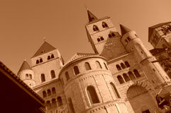 Trier. The roman city of Trier / Germany Royalty Free Stock Photos