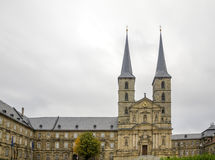 Michaelsberg Abbey, Bamberg, Germany Royalty Free Stock Images