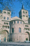 Trier Cathedral, Germany Stock Photography