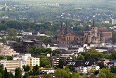 Trier in Deutschland lizenzfreies stockfoto