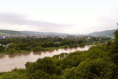 Trier in Germany Royalty Free Stock Photos