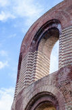 Trier Imperial Roman Baths, Kaiserthermen, Germany Stock Image