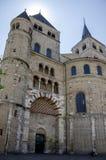 Trier-Kathedrale in Deutschland lizenzfreie stockbilder