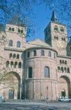Trier-Kathedrale, Deutschland Stockfotografie
