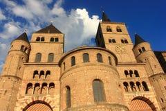 Trier - Kathedrale von St Peter stockfotos
