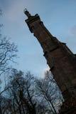 Trier marien column city view point Stock Photos