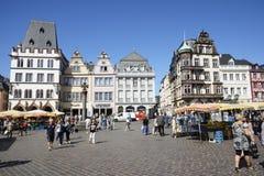 Trier Market Square Stock Images