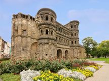 Trier Porta Nigra Royalty Free Stock Photography
