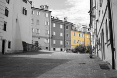 Triest - Elemente Città Stockbilder