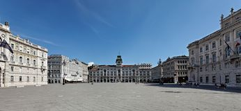 Triest Royalty Free Stock Photo