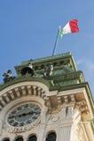 Triest-Rathaus-Sonderkommando Stockfotografie