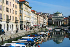 Trieste Royalty Free Stock Images