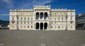 Trieste fotografía de archivo