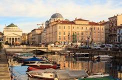 Trieste Imagens de Stock
