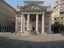 Trieste Arkivfoton